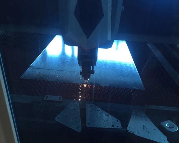不锈钢激光切割设备